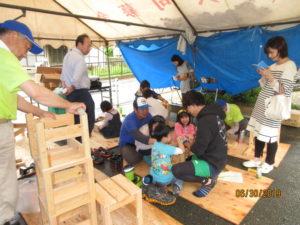 令和元年松川町木工教室